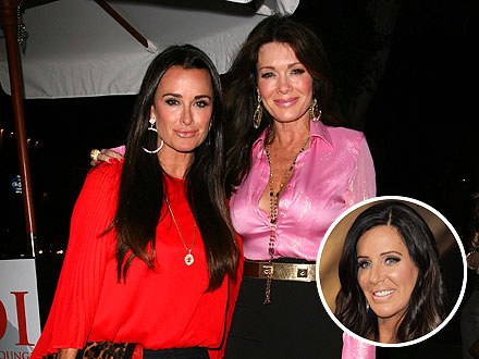 Kyle Richards & Lisa Vanderpump Party for Patti Stanger's Birthday