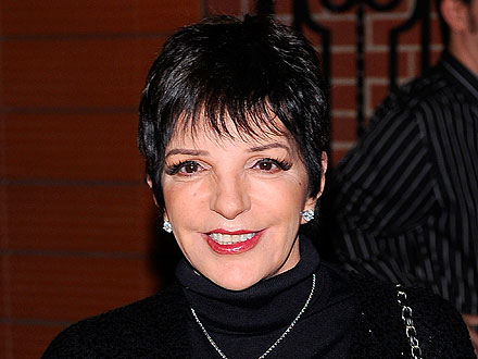 Liza Minnelli's Extravagant Night Out in N.Y.C.