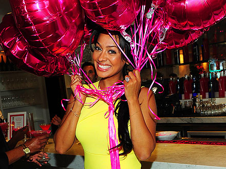 La La Anthony's Bellini-Filled Birthday Bash