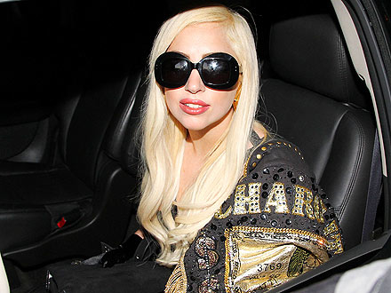 Lady Gaga's Fan Sing-Along Silences the Crowd at Chateau Marmont