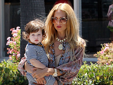 Rachel Zoe and Baby Skyler's Mini Dance Party