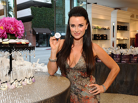 Kyle Richards&#39;s Super Sweet Boutique Opening