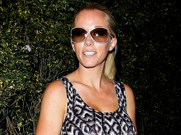 Kendra Wilkinson Pole Dances & Hangs with Former Hills Members in Hollywood