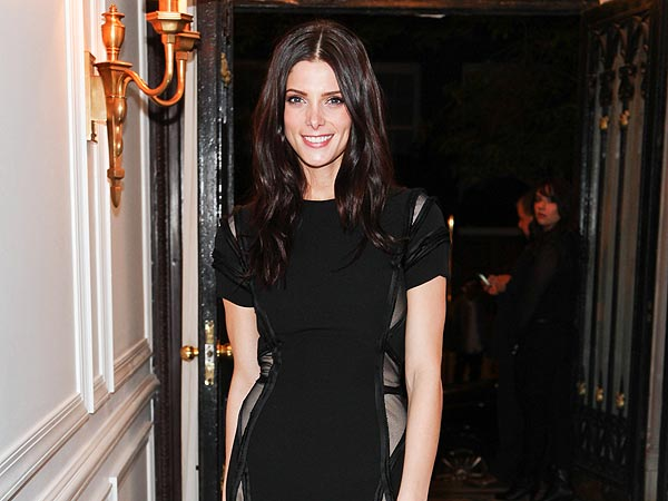 Ashley Greene Closes Down a Club in L.A.
