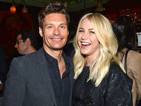 Ryan Seacrest & Julianne Hough Rock Out in L.A.