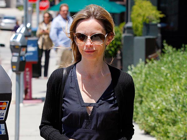 Calista Flockhart Satisfies Her Sweet Tooth in L.A.