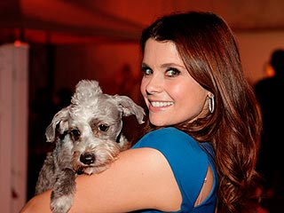 Joanna Garcia Swisher's Puppy Love in Beverly Hills | JoAnna Garcia