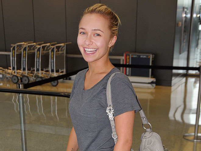 Hayden Panettiere Admits to a Meaty Obsession