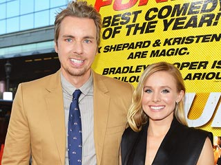 Kristen Bell & Dax Shepard Laugh Through Lunch in Las Vegas | Dax Shepard, Kristen Bell