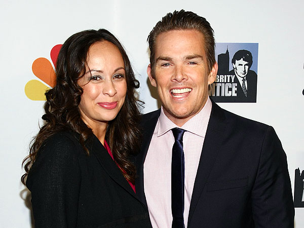 Mark McGrath & Carin Kingsland Are 'Very Happy' Newlyweds