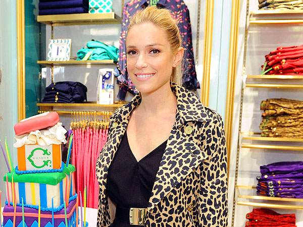 Kristin Cavallari: Baby Camden 'Laughs and Laughs'