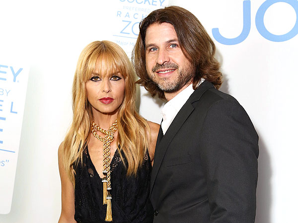Rachel Zoe & Husband Face Fashion 'Hand in Hand' in West Hollywood