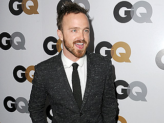 Aaron Paul Gets Down with the Guys in West Hollywood | Aaron Paul