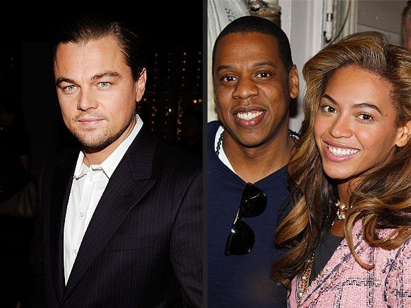 Leonardo DiCaprio Parties for a Cause in N.Y.C.