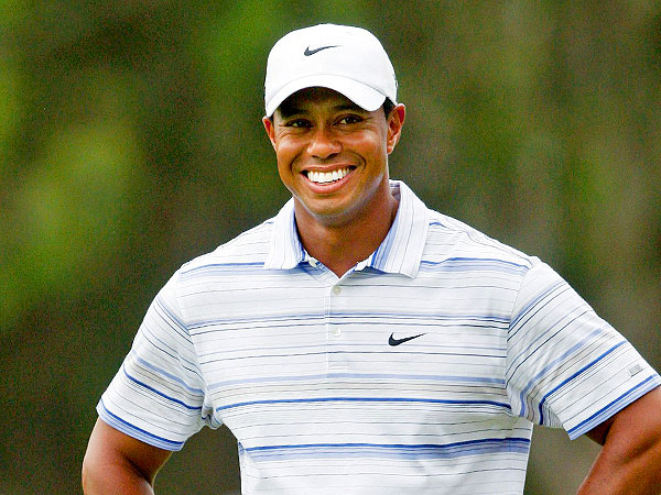 Tiger Woods Owns the Dance Floor in Westlake Village