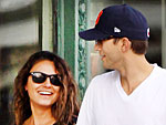 Ashton Kutcher & Mila Kunis&#39;s N.Y.C. PDA in 5 Clicks | Ashton Kutcher, Mila Kunis