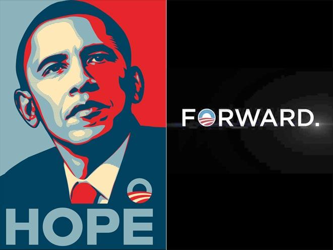 Barack Obama's Presidential Campaign: 2008 vs. 2012