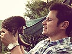 Stars' Vacation Photos | Nick Lachey, Vanessa Minnillo