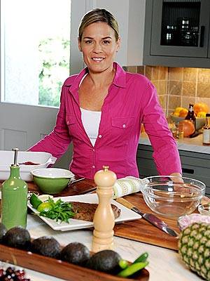 Memorial Day Cooking: Cat Cora, Padma Lakshmi Share Food Tips