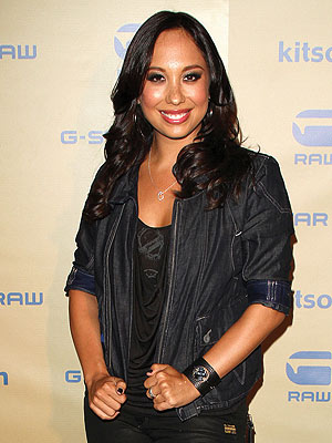 Dancing with the Stars' Cheryl Burke's Holiday Fitness Tips