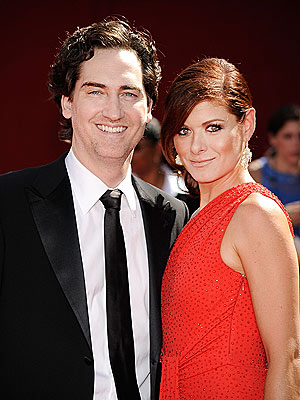Debra Messing Divorce; She Pledges to Be Civil for Child's Sake