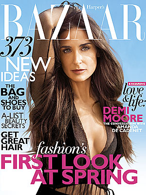 Demi Moore: I Have a &#39;Love-Hate Relationship with My Body&#39;