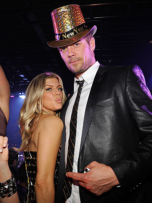 Fergie: 'Maybe' I'll Have a Baby This Year