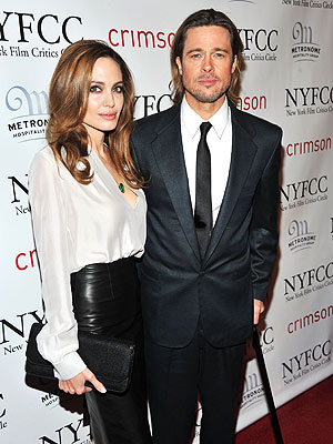 Angelina Jolie Double Mastectomy: Brad Pitt Calls Her 'Heroic'