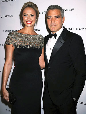 George Clooney 'The Best Date in the Whole World!' Says Stacy Keibler