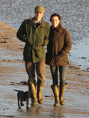 William & Kate: New Dog in the Family?
