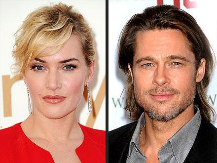 Golden Globes 2012 Menu: Kate Winslet, Brad Pitt, Zooey Deschanel