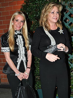 Kim Richards Post-Rehab Photo: Real Housewives of Beverly Hills Star Out in L.A.