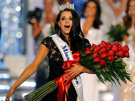 Miss Wisconsin Is Miss America 2012 - Meet Laura Kaeppeler