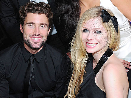 Kendall Jenner  Brody Jenner on Avril Lavigne And Brody Jenner  Have They Split