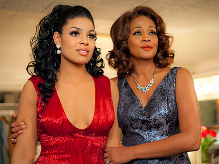 Whitney Houston, Jordin Sparks in 'Sparkle'
