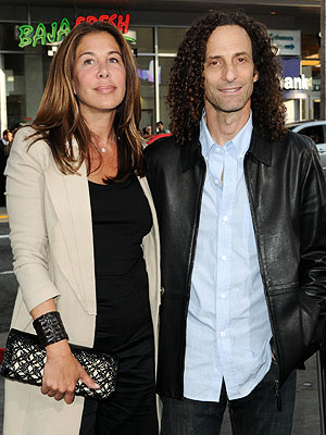 Kenny G.&#39;s Wife Files for Legal Separation
