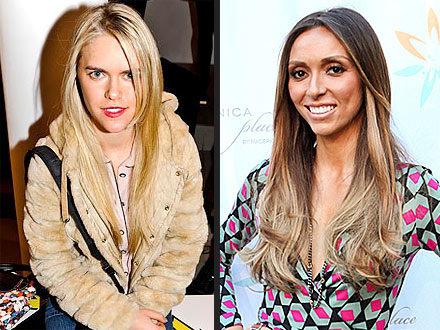Lauren Scruggs, Giuliana Rancic Talk Via Twitter