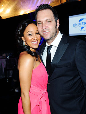 Tamera Mowry Likes Newlywed Rhythm, Hates Giving Up Her Space