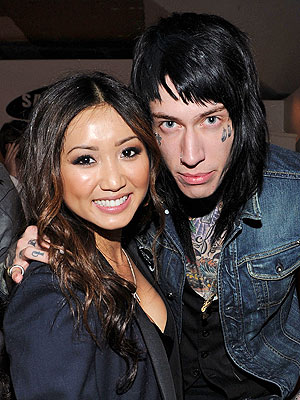 Trace Cyrus, Brenda Song Engaged: But No Wedding Date Yet, He Says