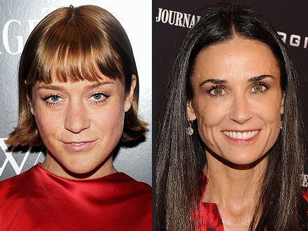 Demi Moore Hospitalized; Chloe Sevigny Cast in Lovelace