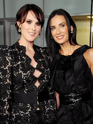Demi Moore 911 Call: Was Rumer Willis There?