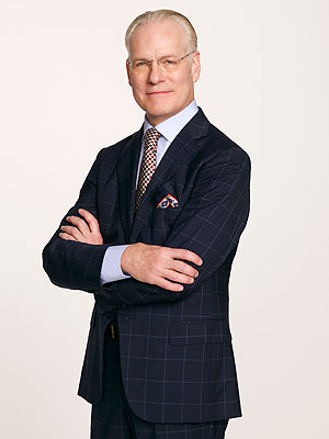 Tim Gunn Stars on The Revolution, Talks About His Sex Life