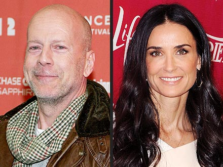 Demi Moore Hospitalized: Bruce Willis Asked Her to Get Help