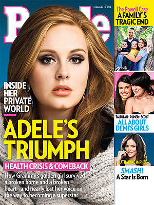 Adele's Health Crisis and Comeback
