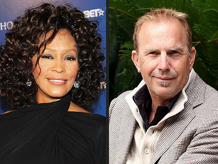 Kevin Costner Speaks at Whitney Houston's Funeral