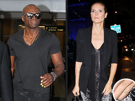 Heidi Klum and Seal Split: Who's Still Wearing a Ring?