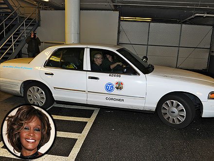 Whitney Houston Dies, Body Transported Nine Hours After Medics Arrived