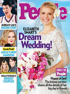 Elizabeth Smart Wedding: Happiest Day of Her Life