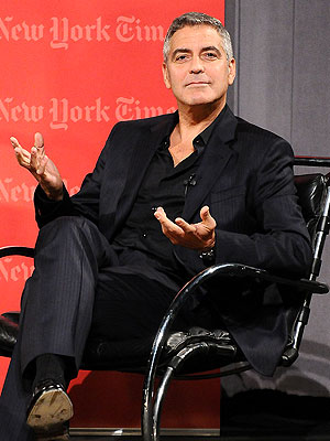 George Clooney: Gay Rumors Don&#39;t Bother Me
