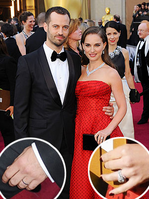 Natalie Portman & Benjamin Millepied: Are They Secretly Married?